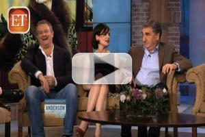 VIDEO: DOWNTON ABBEY Cast on Series Newcomer Shirley MacLaine