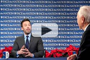VIDEO: Ben Affleck Talks Possibility of Running for U.S. Senate on FACE THE NATION