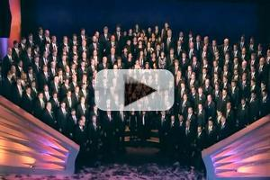 VIDEO: GMCLA and Local Students Dedicate 'Peace on Earth' to Newtown