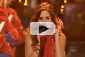 VIDEO: Carly Rose Watch: Sonenclar's Final Two X FACTOR Performances