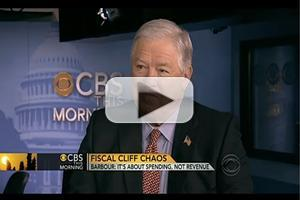 VIDEO: Former Mississippi Gov. Haley Barbour Talks Fiscal Cliff on CBS THIS MORNING