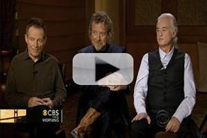 VIDEO: Led Zeppelin on What it Means to be a Band on CBS THIS MORNING