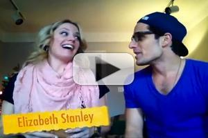 STAGE TUBE: Jared Zirilli Chats with COMPANY's Elizabeth Stanley on 'Broadway Boo's!'