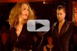 STAGE TUBE: Kimberley Walsh's STRICTLY Showdance!