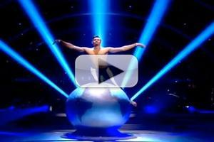 STAGE TUBE: Winner Louis Smith's STRICTLY Showdance!