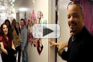 STAGE TUBE: Ice-T Praises Wife Coco Austin and Cast of Planet Hollywood's PEEPSHOW