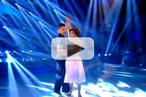 STAGE TUBE: Winner Louis Smith's STRICTLY 'Dirty Dancing' Salsa!