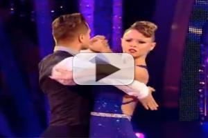 STAGE TUBE: Kimberley Walsh's STRICTLY Tango!