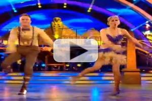 STAGE TUBE: Denise Van Outen's STRICTLY Final Charleston!