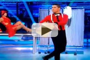 STAGE TUBE: Winner Louis Smith's STRICTLY Final Charleston!