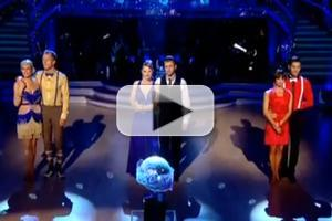 STAGE TUBE: The Moment When The Winner Of STRICTLY COME DANCING 2012 Was Announced!