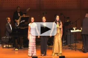STAGE TUBE: MISS SAIGON's Lea Salonga, Joan Almedilla and Rona Figueroa Tribute Lyricist Richard Maltby, Jr.