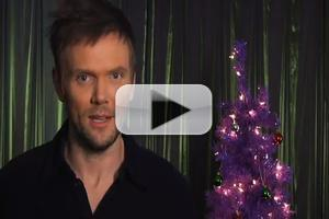 VIDEO: Joel McHale Tweets Holiday Sneak Peek at COMMUNITY