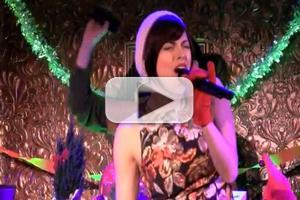 STAGE TUBE: Krysta Rodriguez Performs 'I Wish You A Merry Christmas' at JOE ICONIS CHRISTMAS SPECTACULAR