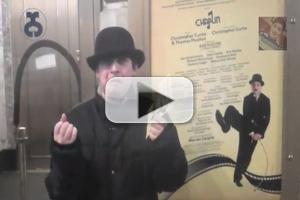 STAGE TUBE: ELF's Jason Testa Tips Hat to CHAPLIN