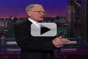 VIDEO: Kennedy Center Honor Recipients Led Zeppelin, Dustin Hoffman Visit LETTERMAN