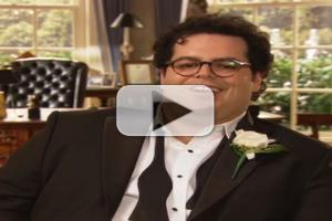 BWW TV: Josh Gad Chats New Series 1600 PENN