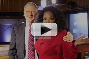 VIDEO: Sneak Peek - David Letterman to Be Featured on OPRAH'S NEXT CHAPTER, 1/6
