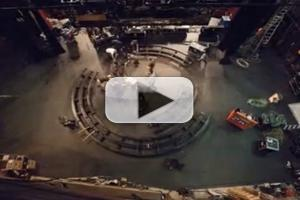 STAGE TUBE: Watch the Stage Construction for PHANTOM's UK Tour!