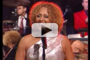STAGE TUBE: Darlene Love Performs Christmas Tunes on Letterman
