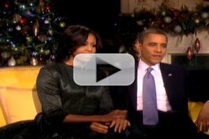 VIDEO: Sneak Peek - Barbara Walters Interviews President & First Lady on ABC's NIGHTLINE