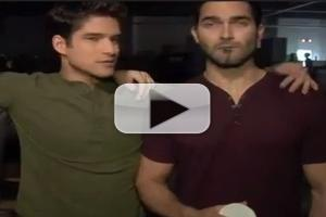 VIDEO: Behind-the-Scenes of MTV's TEEN WOLF - Season 3