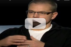 VIDEO: Co-Writers Matt Damon & John Krasinski Chat PROMISED LAND