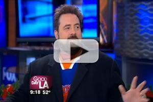 VIDEO: Kevin Smith Talks CLERKS 3 and More on GOOD DAY LA