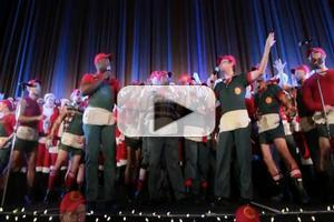 STAGE TUBE: SF Gay Men's Chorus Performs 'A Broadway Christmas' and 'North Pole Rock & Roll'