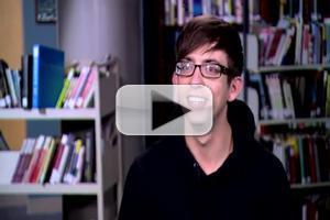 VIDEO: GLEE's Kevin McHale Talks Michael Jackson's 'Bad'