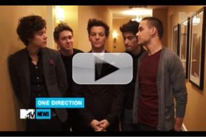 VIDEO: One Direction Reveal Their Most Memorable Moment of 2012