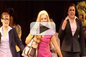 STAGE TUBE: First Look at LEGALLY BLONDE THE MUSICAL