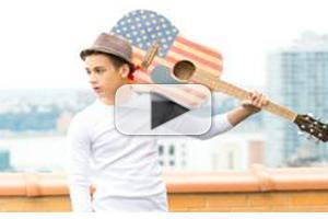 VIDEO: New Single 'Miss America' from Jeremy Fernandez