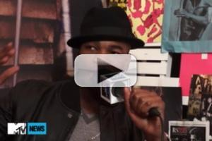 VIDEO: Ne-Yo Performs Live on MTV's CLUB NYE on New Year's Eve