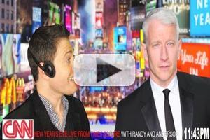 BWW TV EXCLUSIVE: CHEWING THE SCENERY WITH RANDY RAINBOW- Ring in the New Year with Anderson Cooper, Liza Minnelli and More!