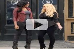 VIDEO: Sneak Peek - Jennifer Hudson, Jessica Simpson Team Up in New Weight Watchers Ad