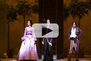 STAGE TUBE: First Look at The Met's THE BARBER OF SEVILLE