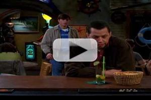 VIDEO: Sneak Peek - Tonight's Episode of CBS's TWO AND A HALF MEN