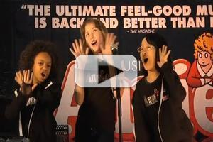 STAGE TUBE: Songs from ANNIE at American Airlines' JFK Concert Series!