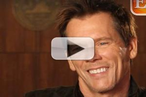 VIDEO: Kevin Bacon Chats New FOX Drama THE FOLLOWING