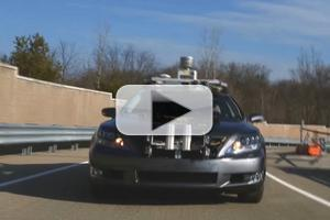 BWW TV: First Glimpse of Toyota's Self Driving Car!