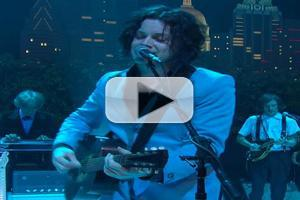 VIDEO: Sneak Peek - Jack White Performs on PBS's AUSTIN CITY LIMITS