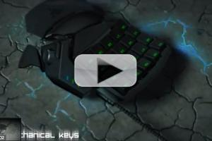 Video: Razer Releases New Orbweaver Keypad