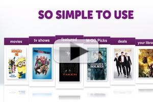 VIDEO: M-GO Launches On-Demand Pay as You Go Movie Service for PCs, Samsung Devices and Vizio Players