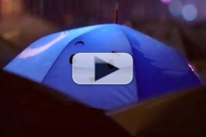 VIDEO: First Look - Clip from New Pixar Short THE BLUE UMBRELLA