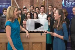BWW TV: Laura Osnes, Santino Fontana, Victoria Clark & CINDERELLA Team Meet the Press- Plus a Special Performance Preview!