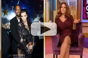 VIDEO: Wendy Williams Comments on the Impending 'Kimye' Baby