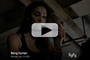 VIDEO: New Promo for BEING HUMAN; Returns to Syfy 1/14
