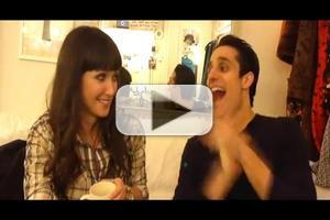 STAGE TUBE: Jared Zirilli Chats with Brynn O'Malley on 'Broadway Boo's!'