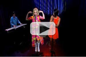 STAGE TUBE: FOREVER DUSTY's Kristen Holly Smith Performs on NYFOX